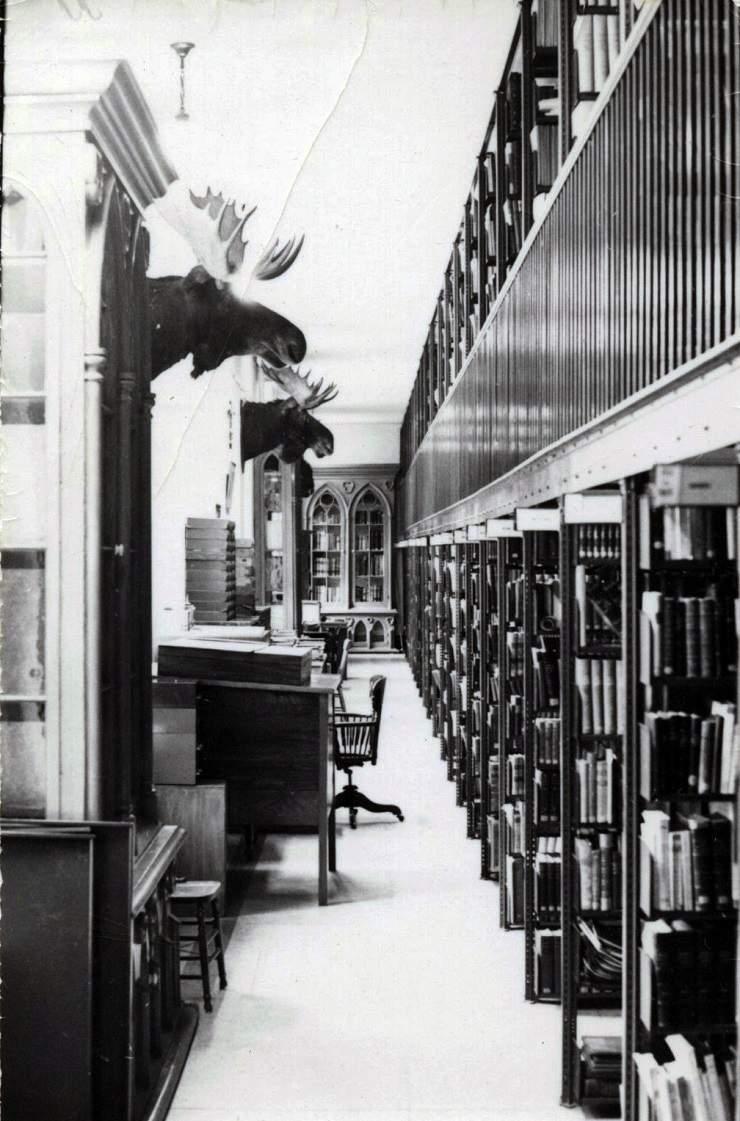 The library after 1927 photo 2